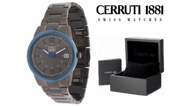 Relógio Cerruti 1881® Women´s Dark Grey