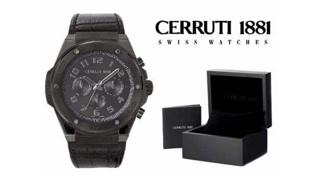 Relógio Cerruti 1881® Roma Sportiva Cronógrafo