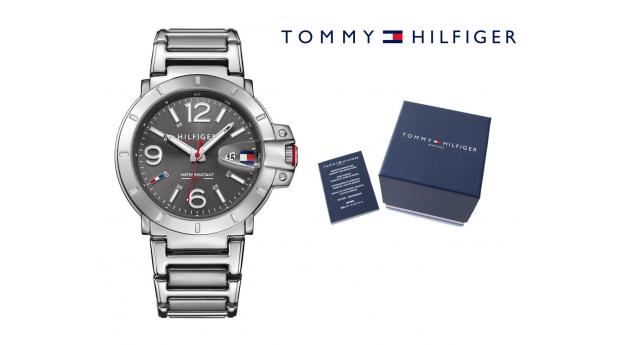 Relógio Tommy Hilfiger® Turbo Stainless Steel