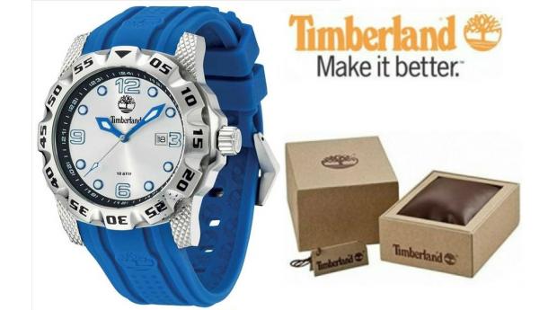 Relógio Timberland® Belknap Azul