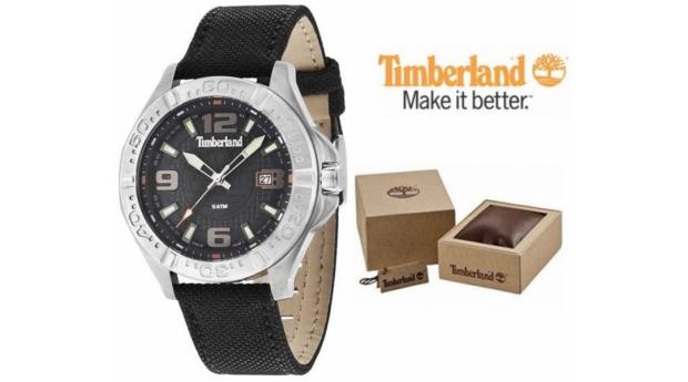 Relógio Timberland® Wallace Black
