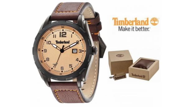 Relógio Timberland® Newmarket Brown