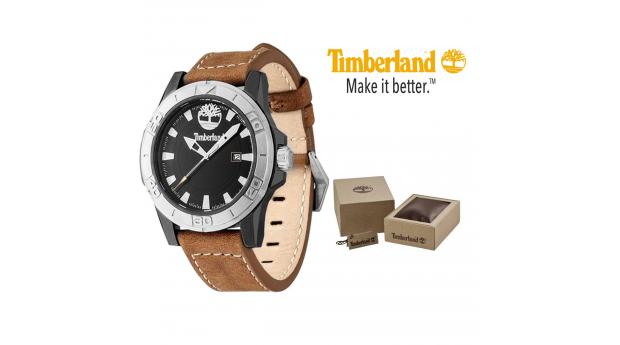 Relógio Timberland®Rollins Brown