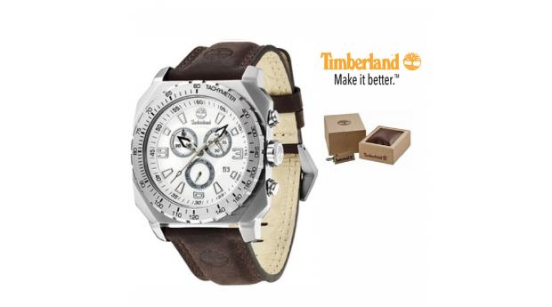 Relógio Timberland® Stratham Brown Cronógrafo