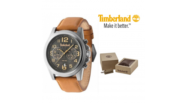 Relógio Timberland® Pickett Brown
