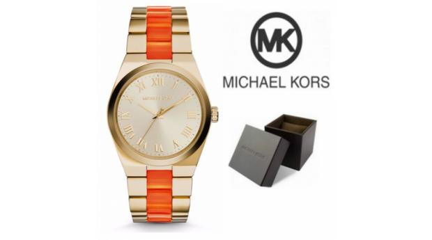 Relógio Michael Kors Channing Champagne