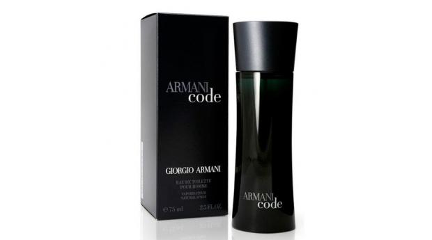 Armani - ARMANI CODE edt vapo 125 ml