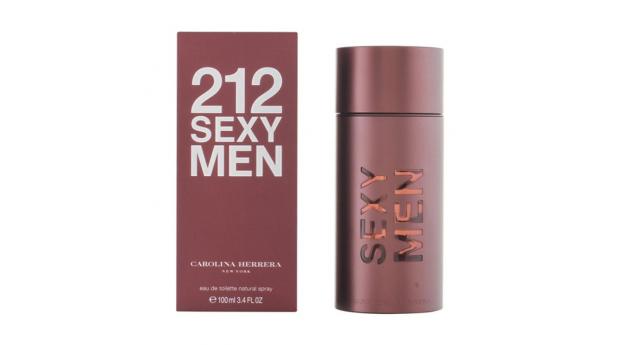 Carolina Herrera - 212 SEXY MEN edt vapo 100 ml