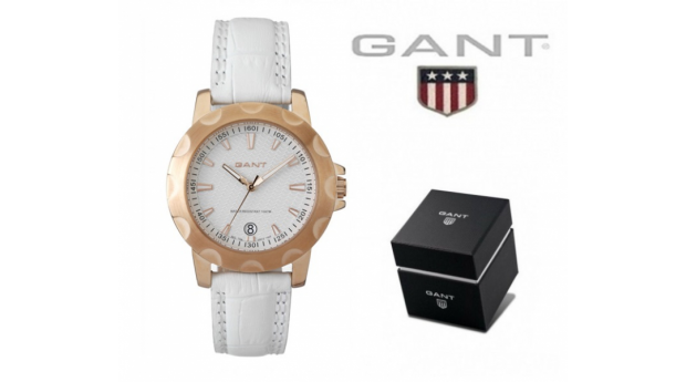 Black week. Gant® St. Claire White  -  American Watches  -  10ATM