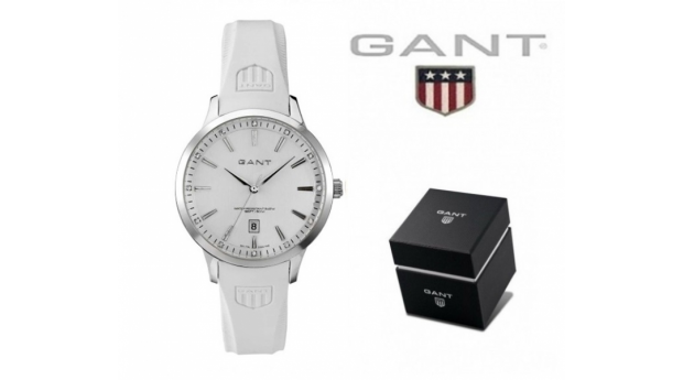 Black week. Gant® St. Lucia White  -  American Watches  -  5ATM