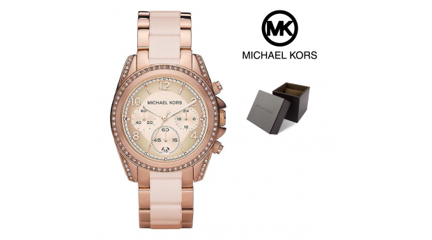 Relógio Michael Kors® Blair Chronograph  -  10ATM