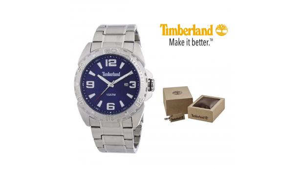Relógio Timberland® Malden Blue  -  10ATM
