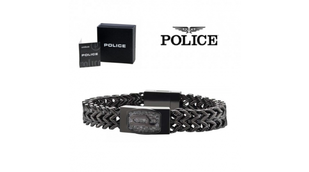 Pulseira Police® P-Link  -  20cm