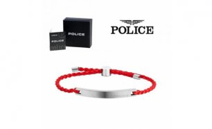 Pulseira Police® Bond Red