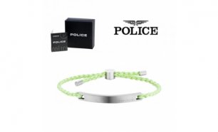 Pulseira Police® Bond Light Green