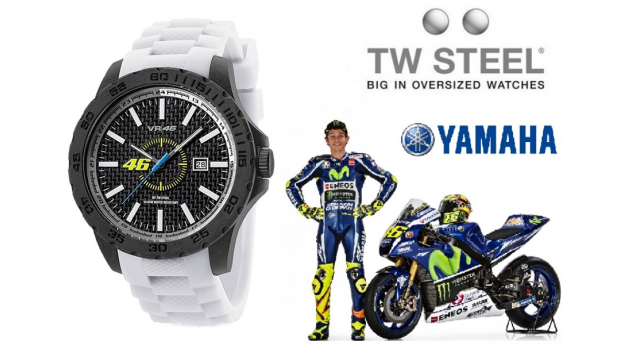 Relógio TW Steel® Valentino Rossi VR46 Yamaha VR3  -  10ATM