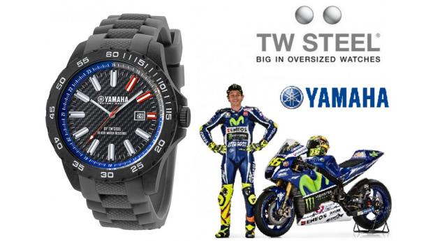 Relógio TW Steel® Valentino Rossi VR46 Yamaha Y7  -  10ATM