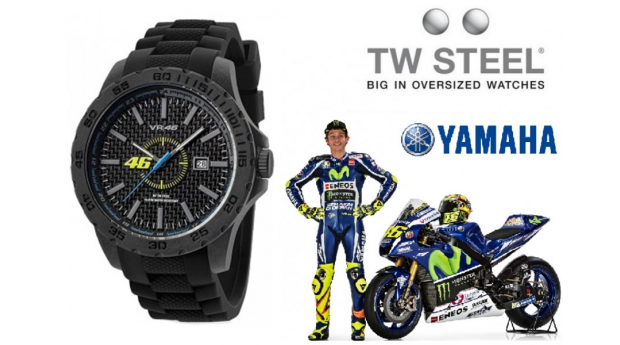 Relógio TW Steel® Valentino Rossi VR46 Yamaha VR7  -  10ATM
