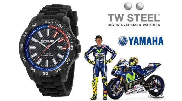Relógio TW Steel® Valentino Rossi VR46 Yamaha Y3  -  10ATM