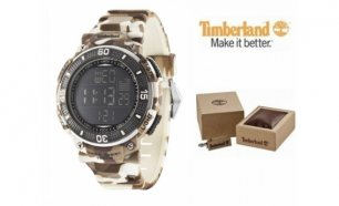 Relógio Timberland® Cadion Brown Camouflage