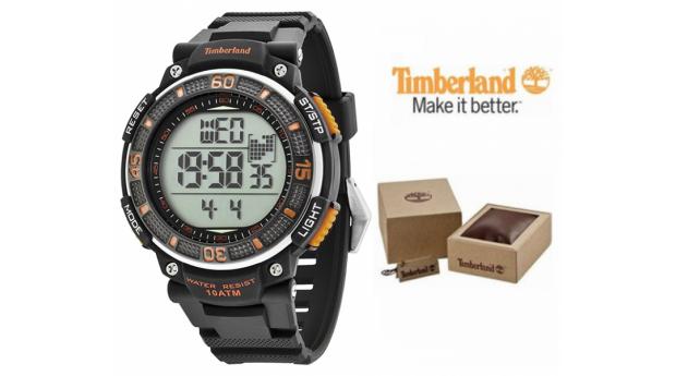 Relógio Timberland® Cadion Sport Cronógrafo  -  10ATM