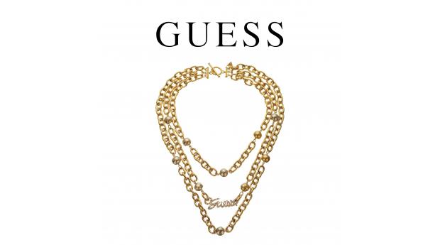 Guess ® Colar Corrente Dourada