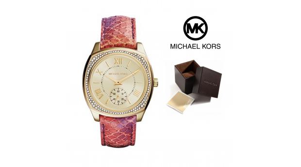 Relógio Michael Kors® Bryn Gold Dial