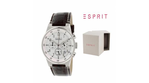 Relógio Esprit® Equalizer Brown