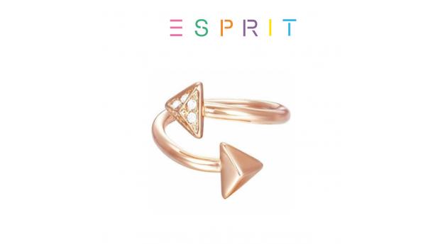 Esprit® Anel ESRG C170 Rose Gold