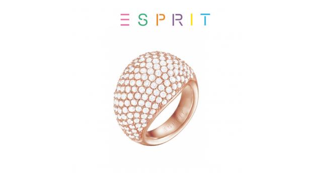 Esprit® Anel Mede ESRG C170 Rose Gold