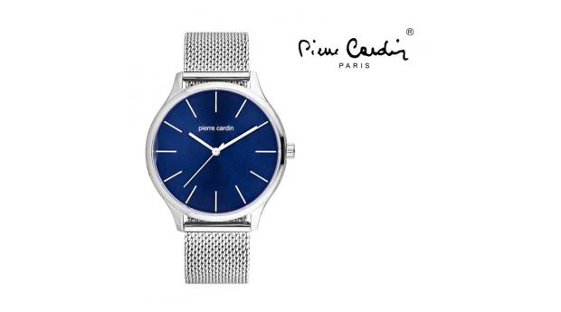Relógio Pierre Cardin® Danube Homme SS Blue