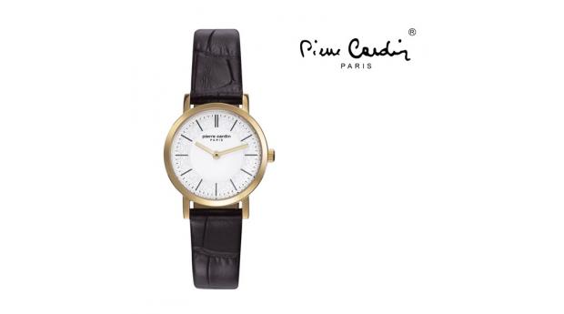 Relógio Pierre Cardin® Bonne Nouvelle Gold