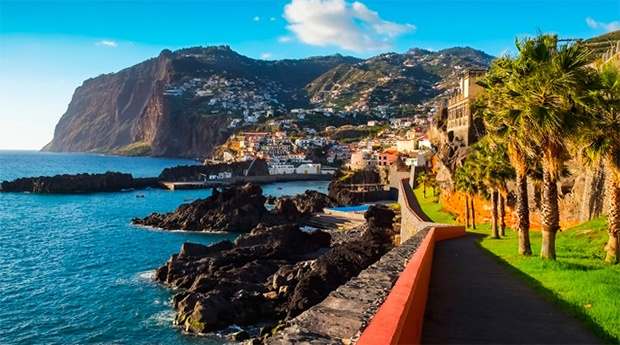 Circuito na Madeira - Tudo incluído em 4* - 5 dias 4 noites  -  Partida de Lisboa ou Porto