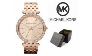 793068ae504 Relógio Michael Kors® Darci Rose Gold I 5ATM