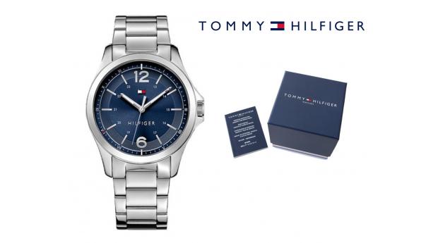 Relógio Tommy Hilfiger® Essentials Blue Dial