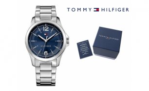 Relógio Tommy Hilfiger® Essentials Blue Dial