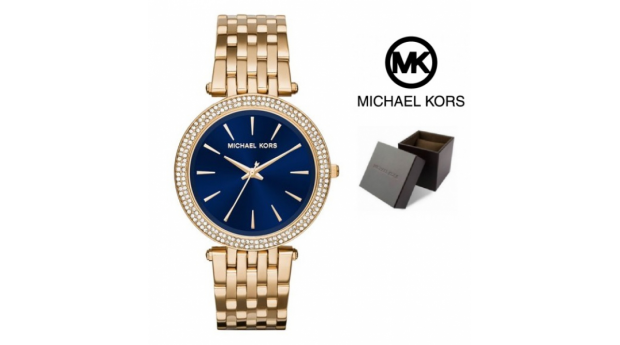 Relógio Michael Kors Darci Azul