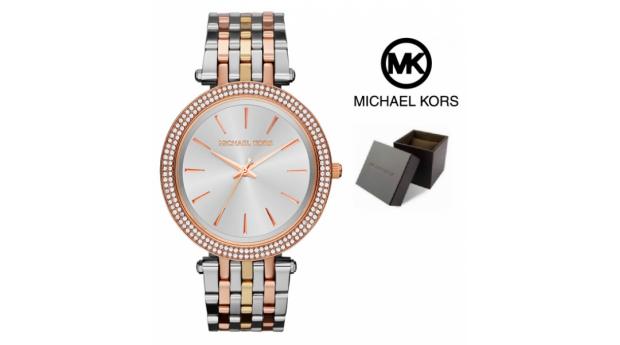 Relógio Michael Kors® Darci Silver