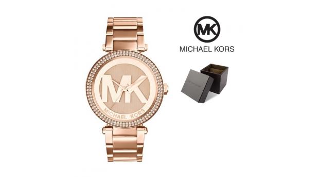 Relógio Michael Kors® Parker Rose Gold