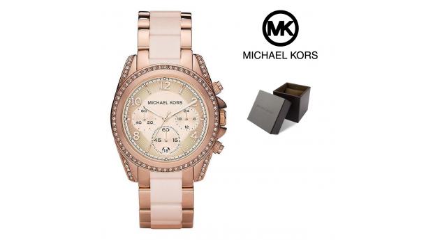 Relógio Michael Kors® Blair Chronograph