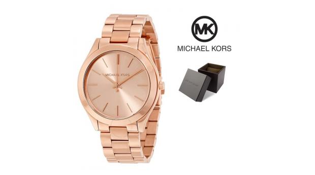 Relógio Michael Kors® Runway Rose Dial Rose Gold