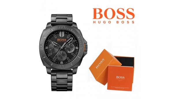 Relógio Hugo Boss Orange® Sao Paulo Black