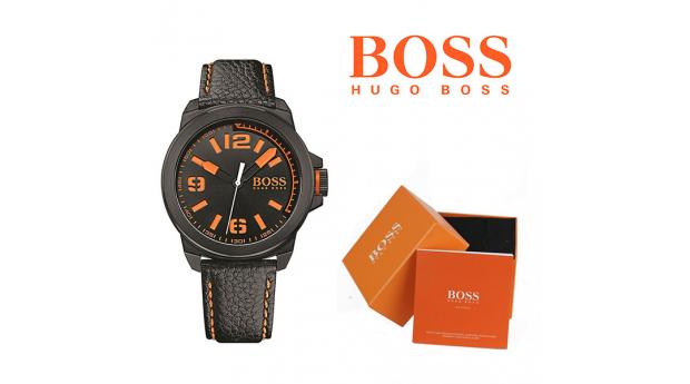 Relógio Hugo Boss Orange®New York Black