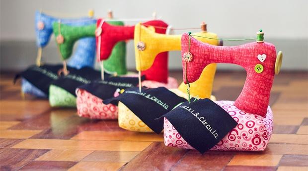 Faz os teus Acessórios! Workshop de Costura Criativa em Alvalade!