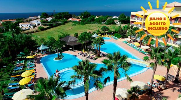 Especial de Páscoa - Albufeira no Hotel Baía Grande 4* - 3 a 5 Noites com Pequeno Almoço e Spa!