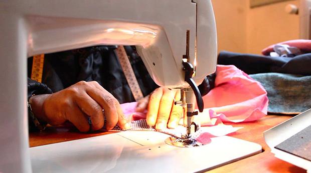 Veste Originalidade! Workshop 2 Aulas de Corte e Costura em Alvalade!