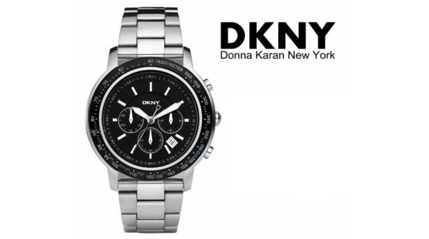Relógio DKNY® Black Dial Chronograph