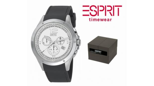 Relógio Esprit® Cronógrafo  - 10 ATM  - Data