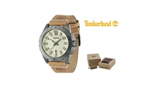 Relógio Timberland® Litchfield Beige