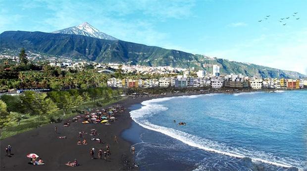 Tenerife Hotel 4*em Meia Pensão - Partidas à Segunda-Feira -  7 Noites no Turquesa Playa 4* com Voos de Lisboa ou Porto!